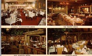 The Wagon Wheel Restaurant,Rockton,IL BIN