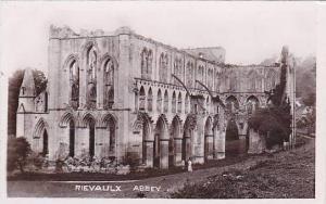 RP, Rievaulx Abbey (Yorkshire), England, UK, 1920-1940s