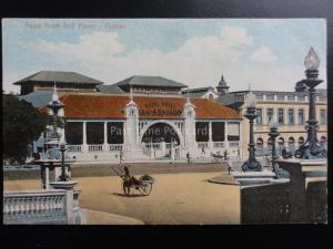South Africa: DURBAN Royal Hotel Grill & Tea Rooms - Old Postcard