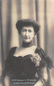 Royalty Madame la Princesse Clementine de Belgique