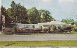 Exterior,  Barrie Huronia Motel,  on hwy 11 & 12,  Barrie,  Ontario,  Canada,...
