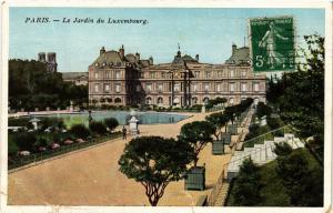 CPA Paris 6e Paris-Le Jardin du Luxembourg (312069)
