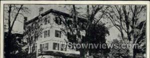 Hotel Perry Amherst MA Unused