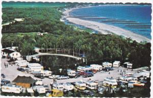 Camping Baie St-Ludger, Quebec , Canada , 1986