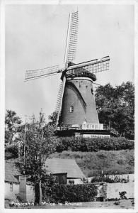 Netherlands Panorama - Molen te Rhenen, Theehuis