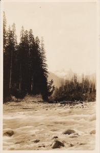 RP: Capilano River & The Lions , B.C. , Canada , 20-40s