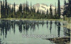 Marion Lake Glacier British Columbia, Canada Unused