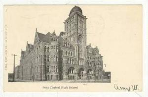 Boys Central High School, Philadelphia, Pennsyvania, 1907
