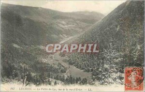 Old Postcard Luchon La Vallee du Lys Street View of Hell
