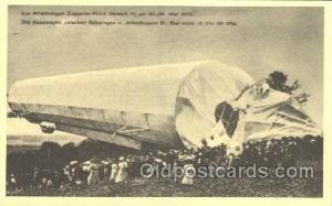 Reproduction  Zeppelin, Zeppelins Postcard Postcards  Reproduction