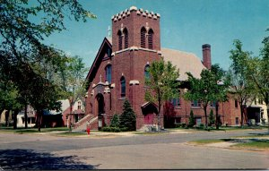 Minnesota St Cloud Holy Cross Lutheran Church 1967