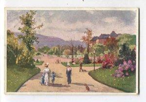 3059310 AUSTRIA Wien VIntage RPPC 1913 year to Russia