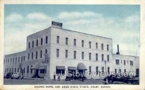 Cooper Hotel Colby KS 1949
