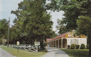 Deaner's Village Motel and Family Cottages, SOMERSET, Pennsylvania, 40-60's