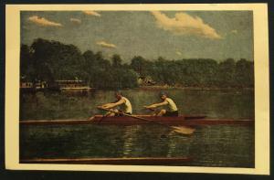 Postcard Unused National Gallery of Art Washington DC Thomas Eakins LB