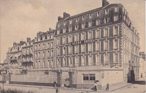 DIEPPE, France, 1900-1910's; Le Grand Hotel