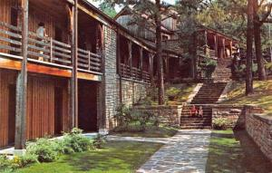 Pineville Kentucky~Pine Mountain State Park~1960 Postcard