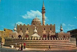 Jordan Amman Ashrafieh Mosque postcard