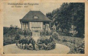 Germany Unterkunftshaus der Feengrotten 03.26
