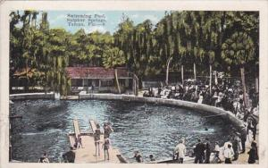 Florida Tampa Swimming Pool Sulphur Springs