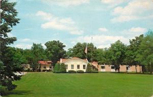 Ottawa Illinois~General Hospital~Arthritis Clinic~1971 Postcard