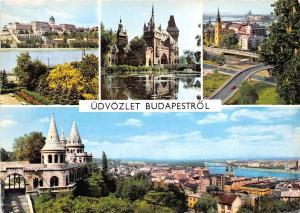 B46445 Budapest multiviews   hungary
