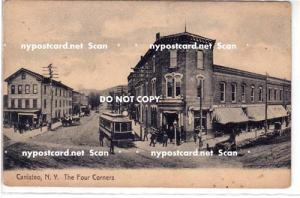 Four Corners, Canisteo NY