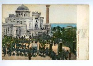 172088 TURKEY Constantinople Le Selamlik Yidi Vintage postcard