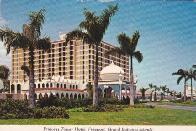 Bahamas Princess Tower Hotel Freeport Grand Bahama Island