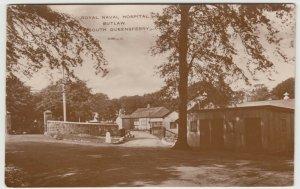 Lothian; Royal Naval Hospital, Butlaw, South Queensferry RP PPC, 1922 To V Smith