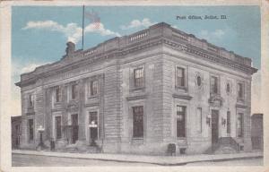 Post Office, Joliet, Illinois, PU-1919