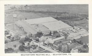BEAVERTOWN , Pennsylvania, 1930-50s; Beavertown Weaving Mill