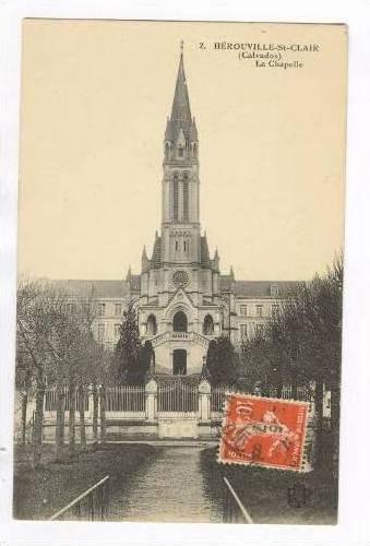 HEROUVILLE-St-Clair, France, 00-10s La Chapelle