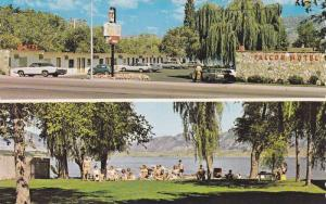 Falcon Motel , OSOYOOS , B.C., Canada , 50-60s