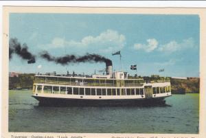 Traversier-Quebec-Levis S.S. LOUIS JOIETTE , Canada , 30-40s