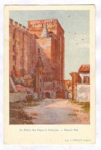 Le Palais Des Papes A Avignon, Facade Est., Vaucluse, France, 1900-1910s