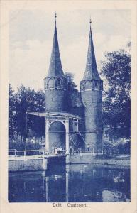 DELFT, South Holland, Netherlands; Oostpoort, 00-10s