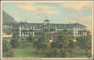 panama, ANCON, Hotel Tivoli (1930s)