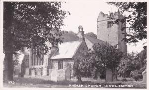 RP: Kirklington ,North Yorkshire, England , 20-40s : Parish Church & Cemetery