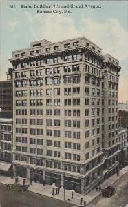 Missouri Kansas City Rialto Building 9th And Grand Avenue