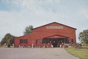 The Old Barn, Glassware, Antique Reproductions, Lexington, Kentucky, PU-1974