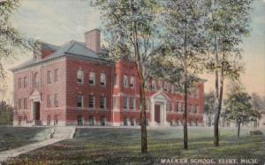 Michigan Flint The Walker School 1914
