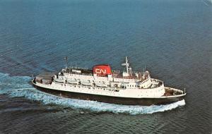 Canada M. V. William Carson Passenger and Car Ferry North Sydney Nova Scotia
