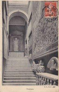 Tunisia Stairway 1909