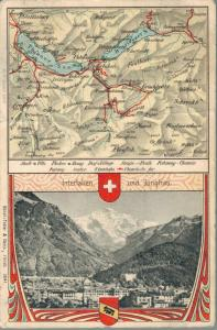 Switzerland - Interlaken Und Jungfrau - 02.87