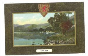 Loch Earn, Scotland, UK 1900-1910s