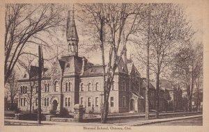 OTTAWA, Ontario, Canada, PU-1916; Normal School