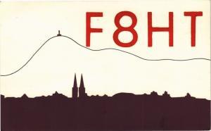 CPA F8HT - Jean Gounel 23 Avenue Anatole France - CLERMONT Fd (221930)
