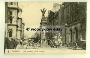 tp8521 - London - An Early View of the Griffin, in Fleet St. - Postcard - Tuck's