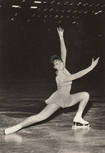 RP: Figure Skating , 1950-60s ; #12
